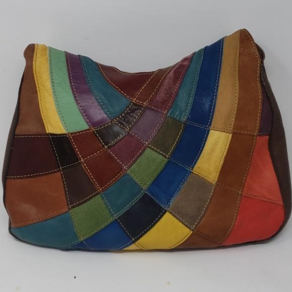 Wilsons Leather Handbags - Vintage Wilson Leather +7 Bag of Holding